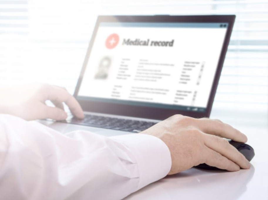 Synced Electronic Medical Records