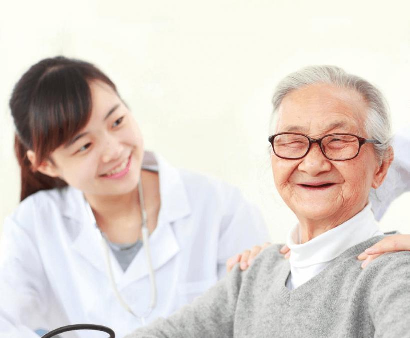 Home-bound Elderly