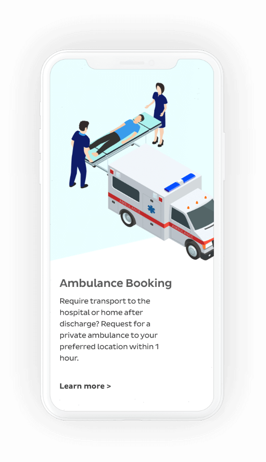 Ambulance on-demand
