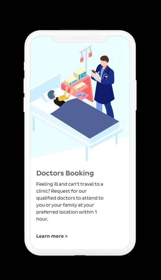 Doctors on-demand