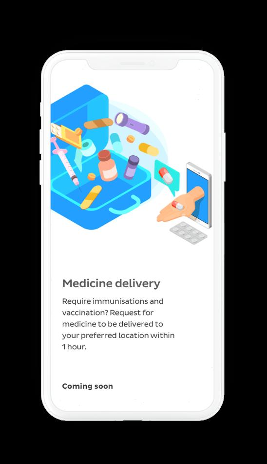 Medicine on-demand
