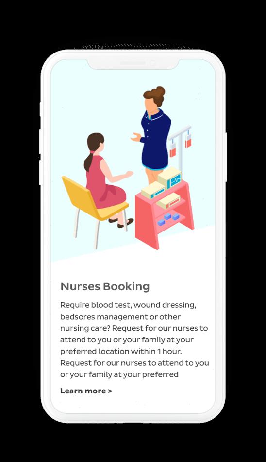Nurses on-demand