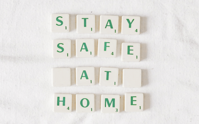 Stay safe at home, while you stay home