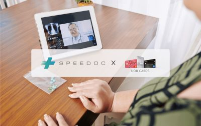 Enjoy Partner Rates For Teleconsultations With UOB x Speedoc