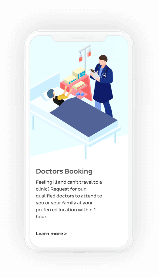 Doctors on-demand