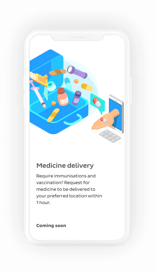 Medicine on-demand