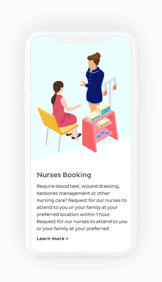Nurses on-demand